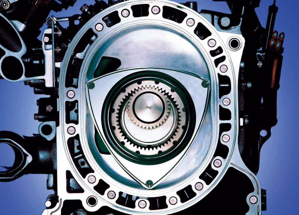Could Range-Extended Cars Save The Rotary Engine? Mazda ...