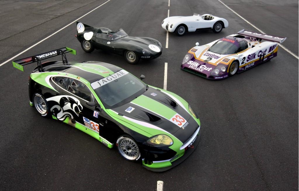 Image Rsr Jaguar Xkr Le Mans Endurance Race Car Size X