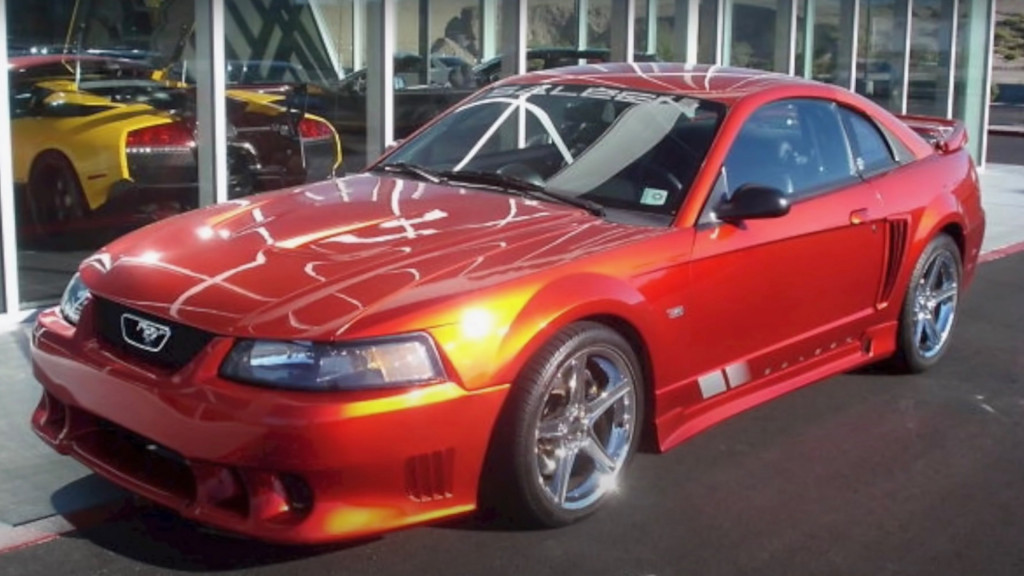 Saleen Mustang from