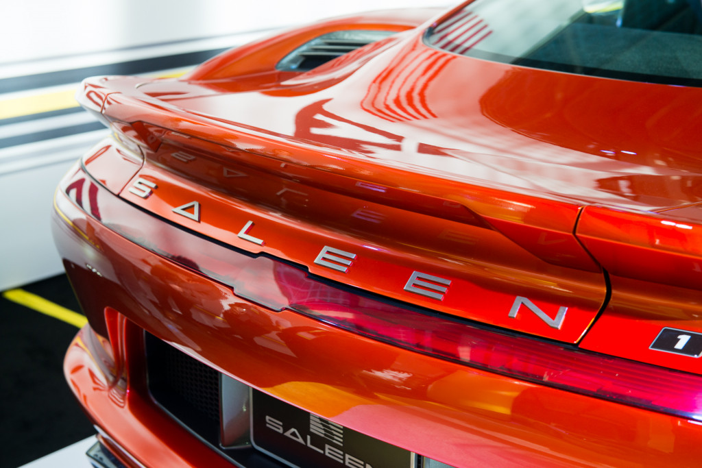 Saleen reveals S1 sports car, plans Chinese production