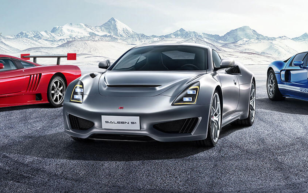 Saleen Bringing Chinese Built S1 Sports Car To 2017 Los