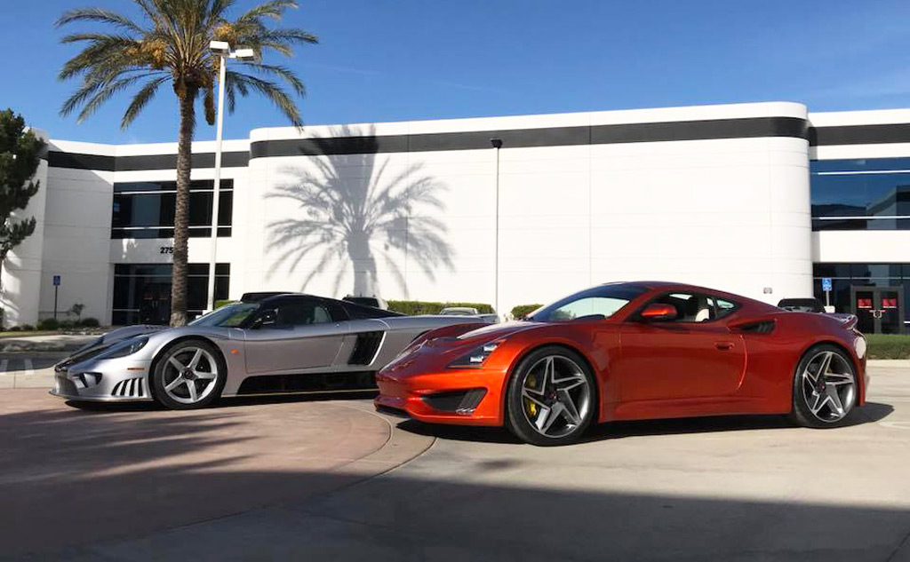 Saleen S7 LM revealed with 1,300 horsepower, $1M price tag | Autozaurus