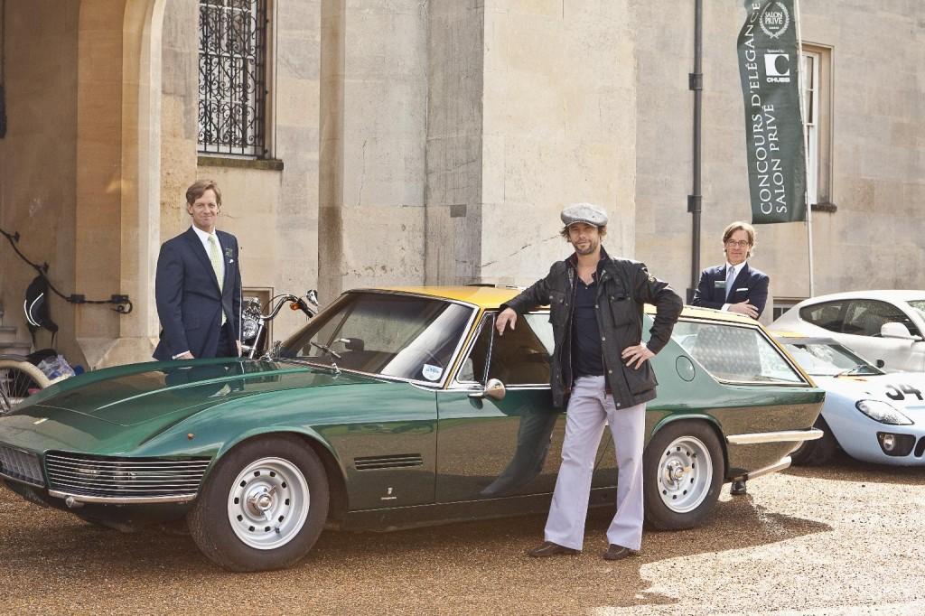Salon Prive, the Luxury Supercar Event & Concours d'Elegance