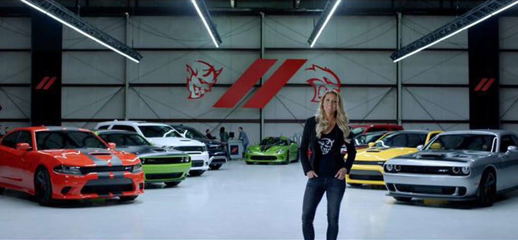 Dodge highlights role in 'The Fate of the Furious' with ...
