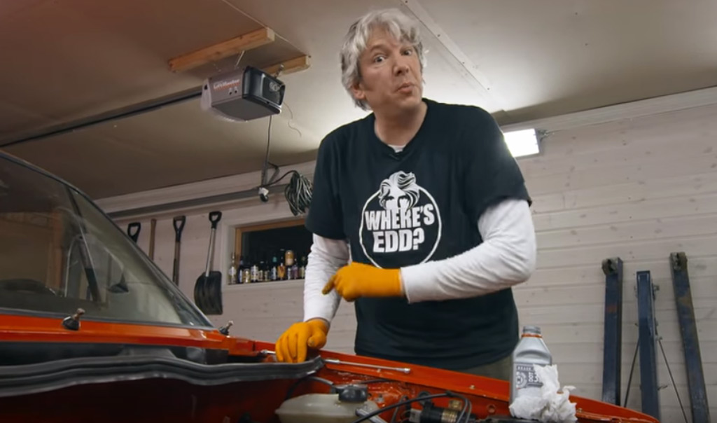 "Edd China of ""Wheeler Dealers"" fame teases new show"