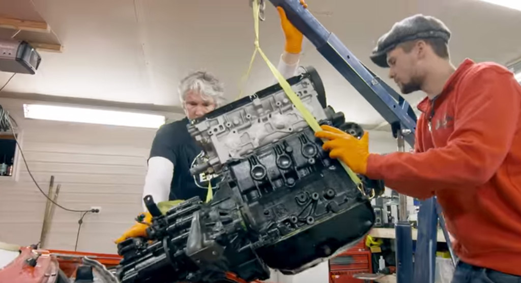 """Watch the full pilot for """"Edd China's Garage Revival"""""""