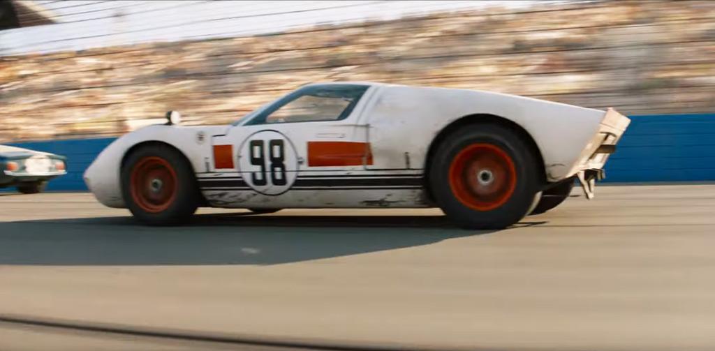First Trailer Photos Released For Ford V Ferrari Film