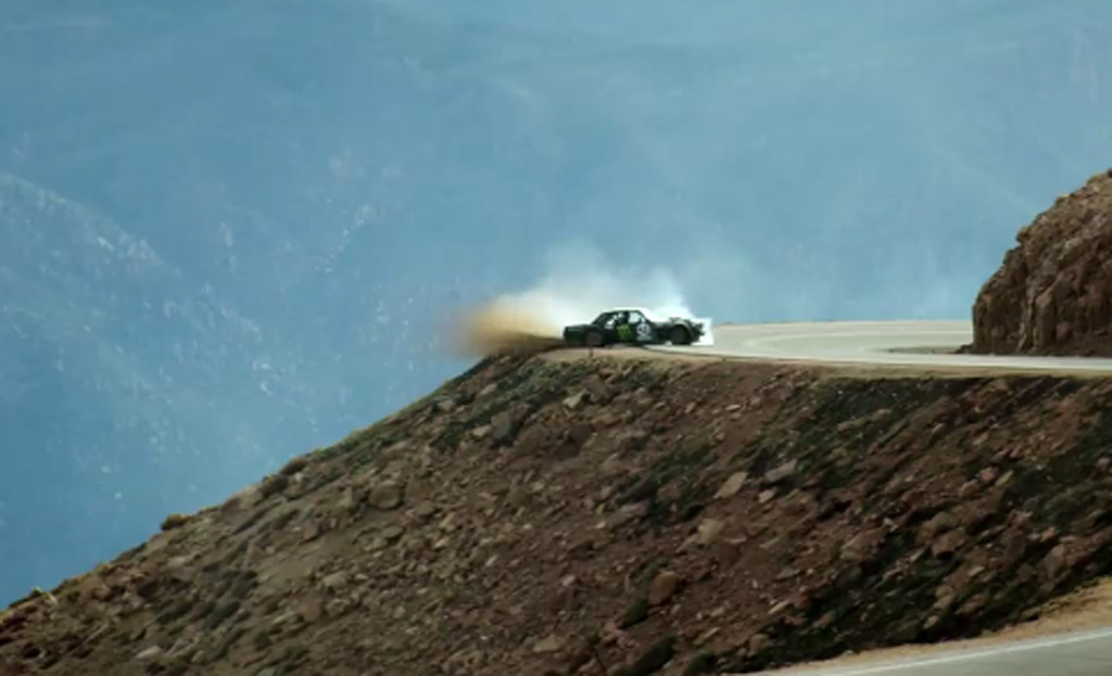 Ken Block S Climbkhana Pikes Peak Is A Race To The Clouds Like Never Before
