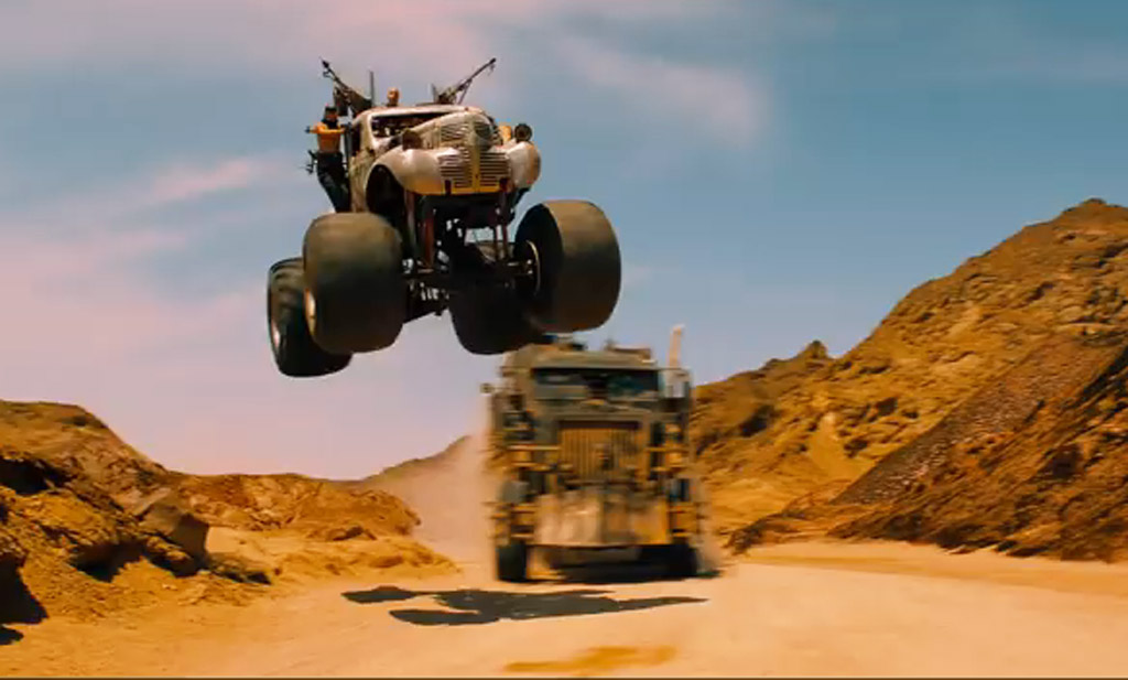 new \u0027mad max fury road\u0027 trailer reveals even more vehicular mayhemnew \u0027mad max fury road\u0027 trailer reveals even more vehicular mayhem video