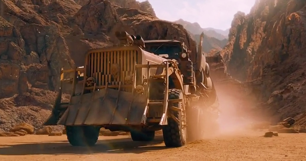 Cts V Sedan >> 'Mad Max: Fury Road' Final Trailer Released: Video