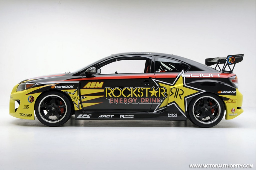 Image Scion Tc Rockstart Drift Car Size X Type