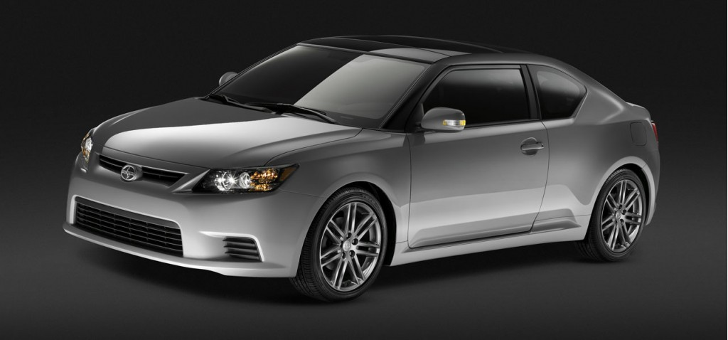 2011 Scion tC: First Drive This Friday, More Photos Today
