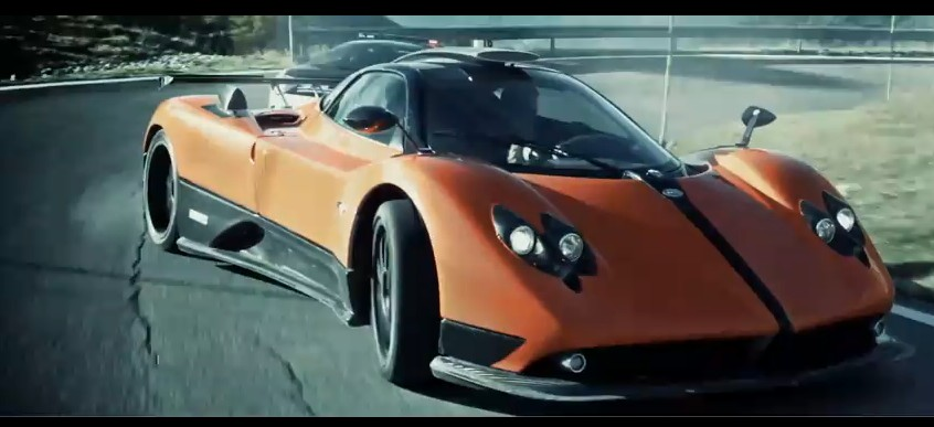 Screencap from Need For Speed trailer