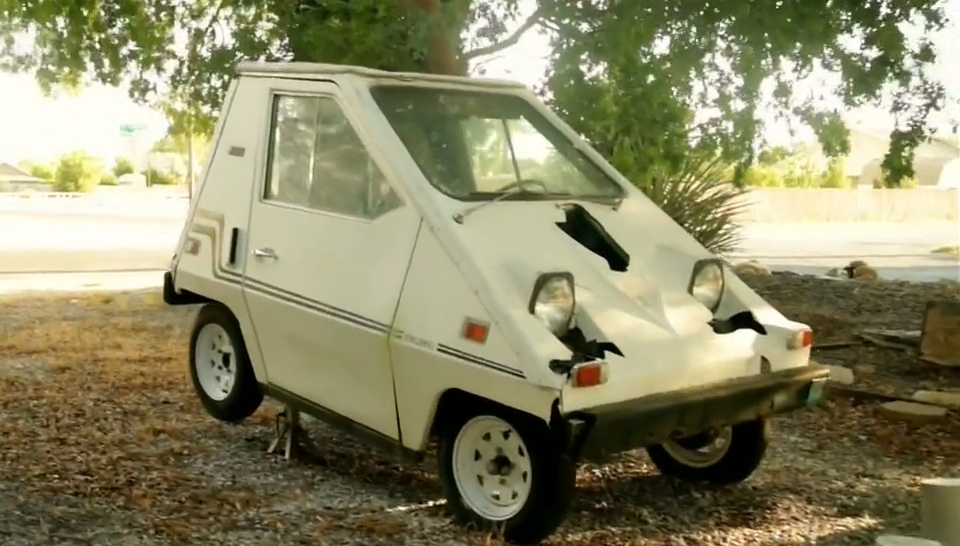 Image: Sebring Vanguard CitiCar on Counting Cars., size: 960 x 546 ...