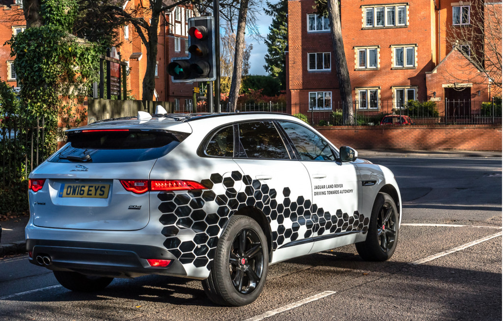 Jaguar Land Rover latest to demonstrate automated valet