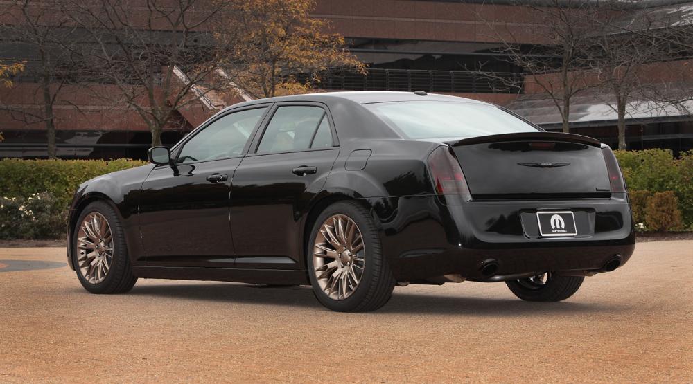 SEMA 2013 Chrysler 300S