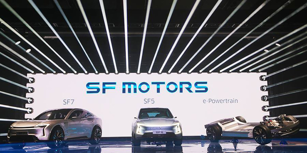 SF Motors SF5 and SF7
