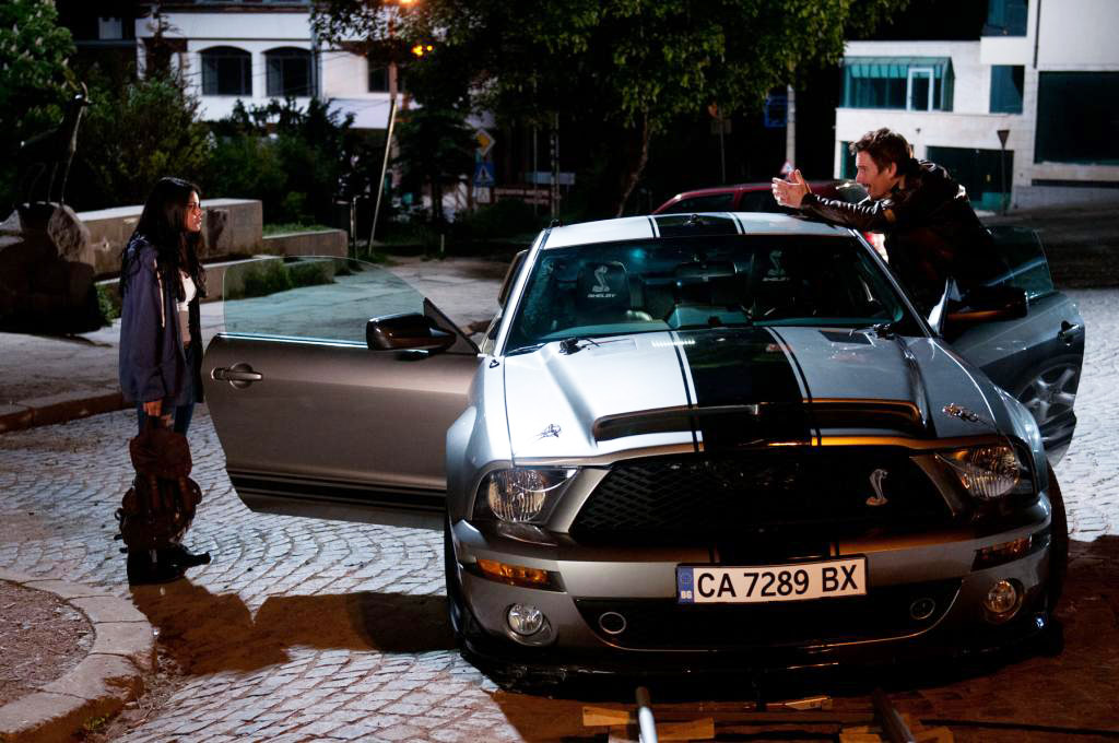 Win A Shelby Gt500 Super Snake Just Like The One In Getaway