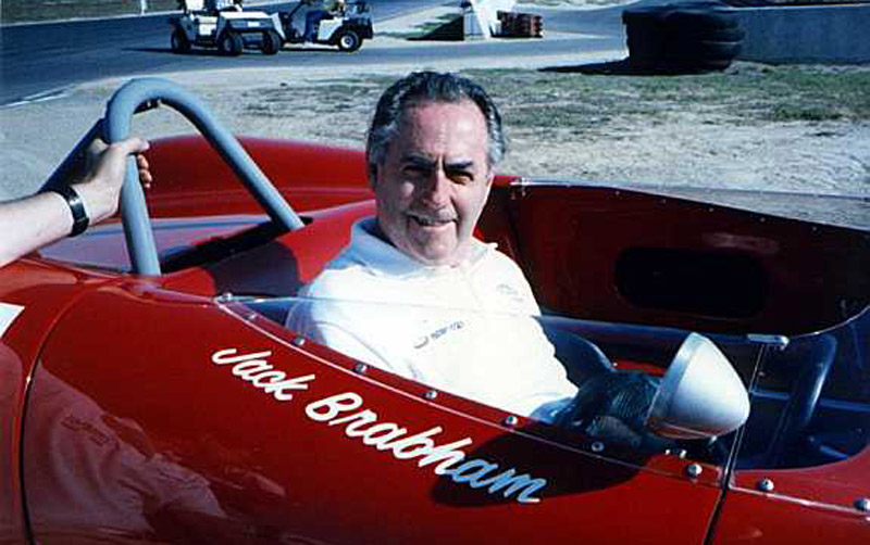 F1 racing legend Sir Jack Brabham dies aged 88