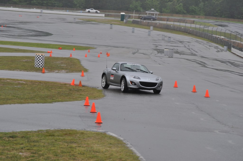 Skip Barber Mazda Driving School - Autocross