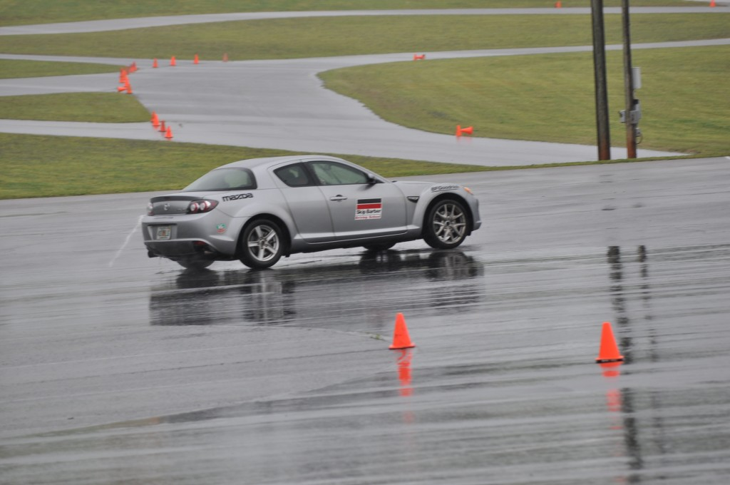 Skip Barber Mazda Driving School - U-Pad