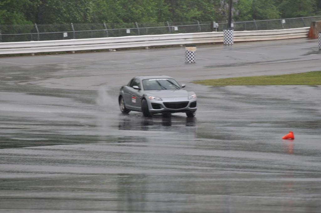 Skip Barber Mazda Driving School - U-Pad