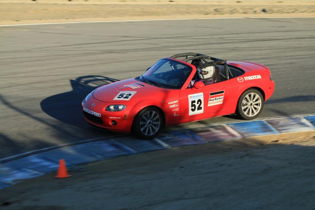 Skip Barber Mazdaspeed 3-day racing school