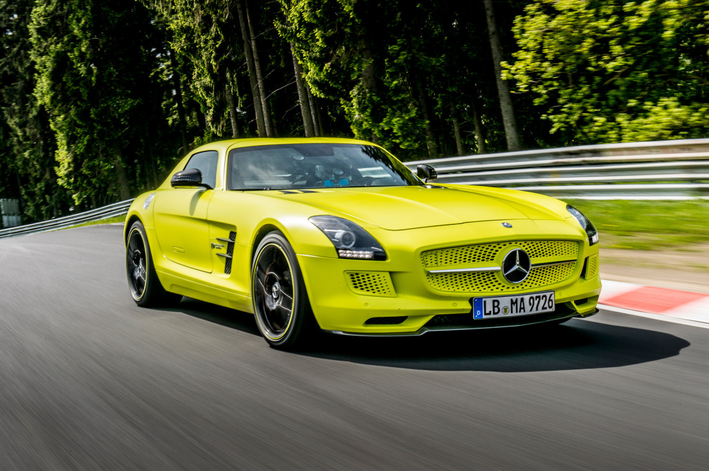 Mercedes-AMG boss: We're working on an electric AMG