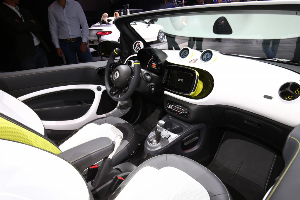 Smart previews future look with ForEase speedster concept