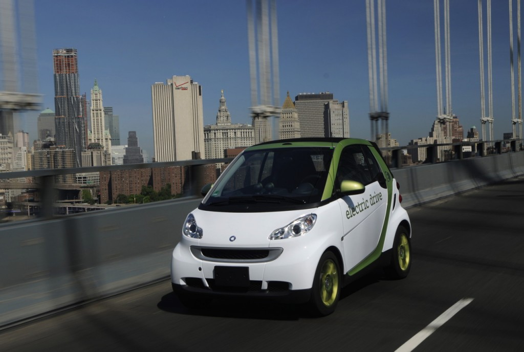 2011 Smart electric drive