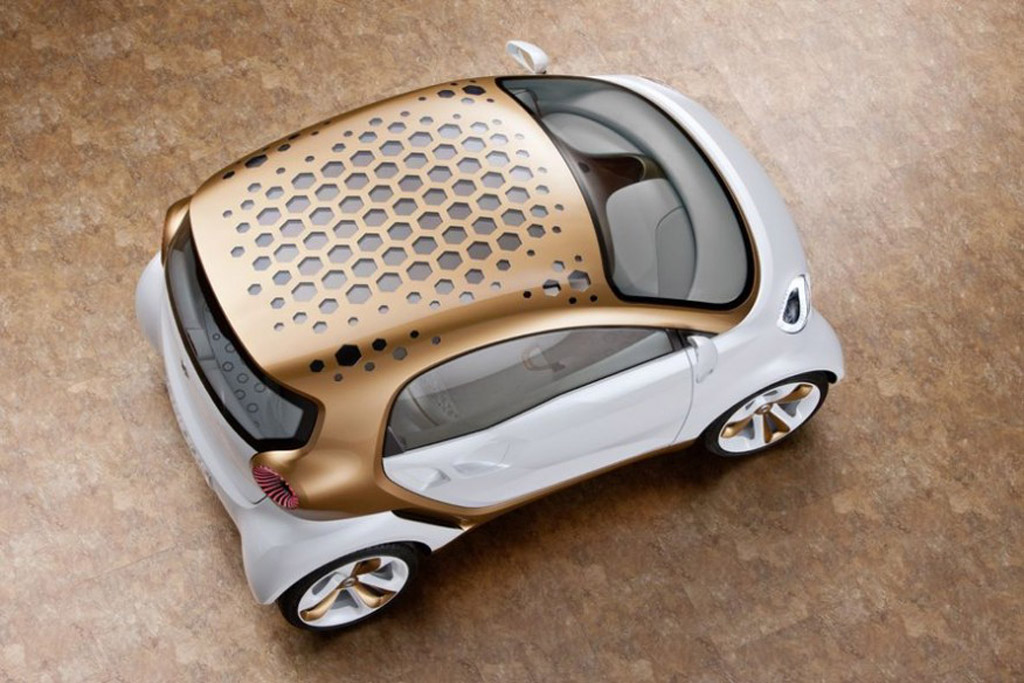 2011 Smart Forvision Concept