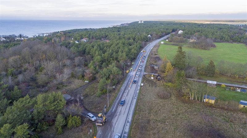 In-road wireless charging project breaks ground in Sweden