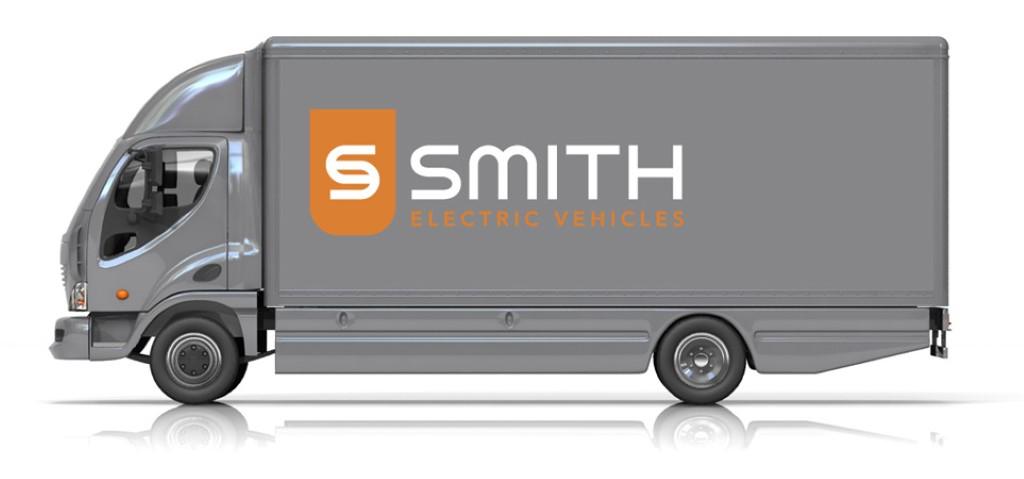 Smith Electric Vehicles Newton