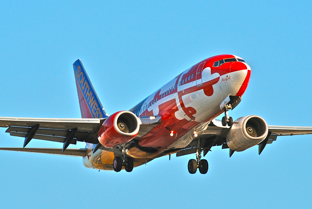 Southwest Airlines Will Use Renewable Jet Fuel From Forest