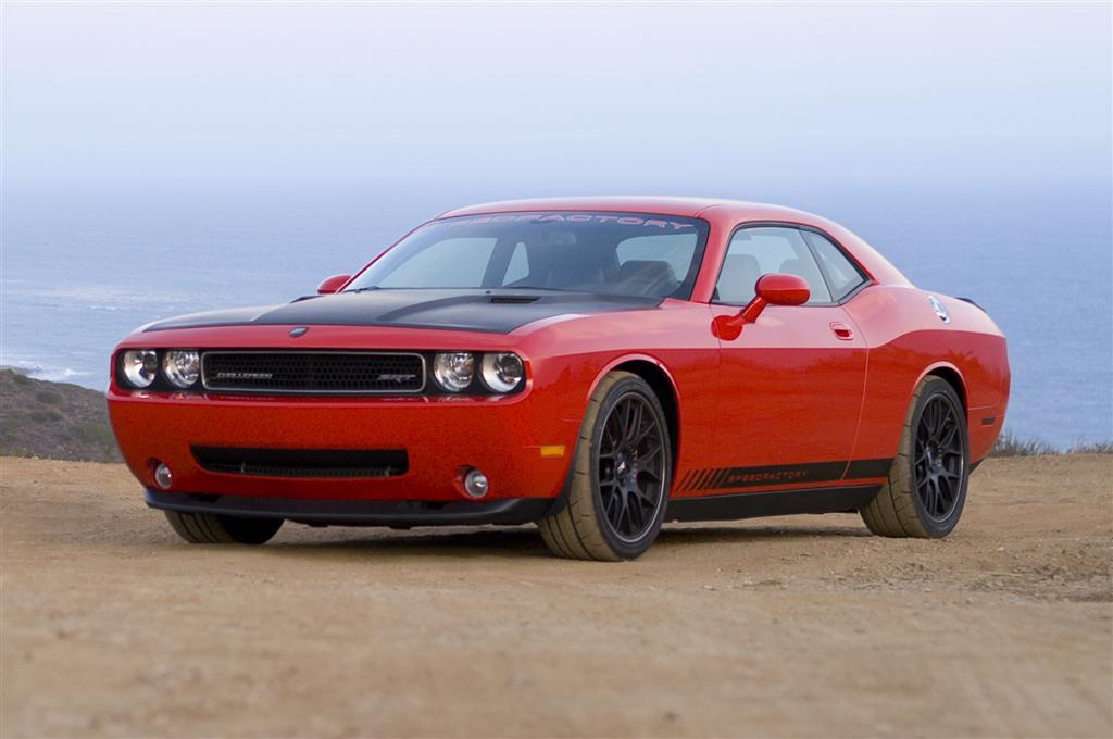 Jeep Dealership Los Angeles >> SpeedFactory Announces All Aluminum 440 Hemi Challenger For SEMA