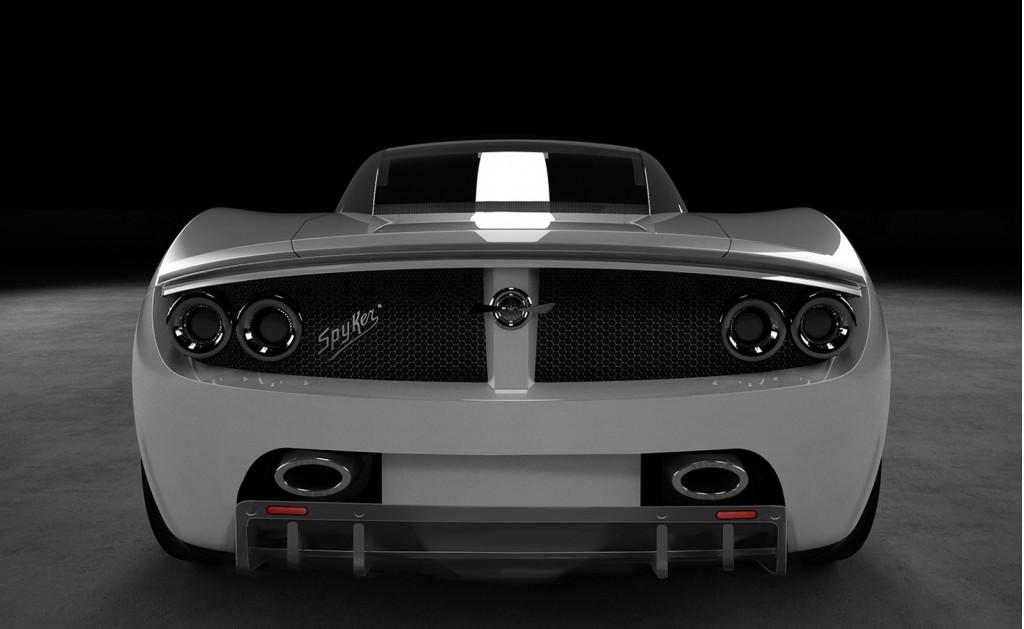 Spyker B6 Venator (production-spec)
