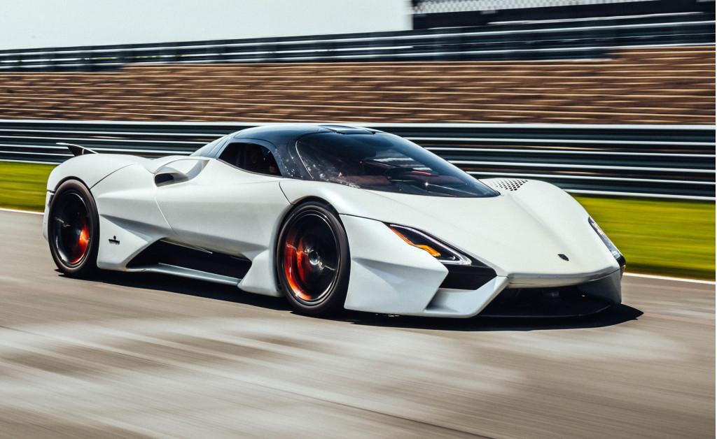 Manhattan Motorcars named first US dealer for SSC Tuatara hypercar
