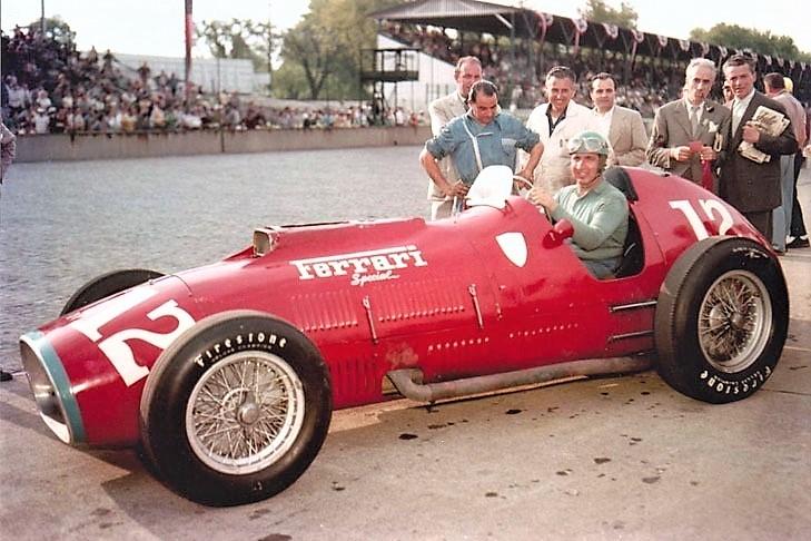 Ferrari's on-again, off-again love affair with the Indianapolis 500
