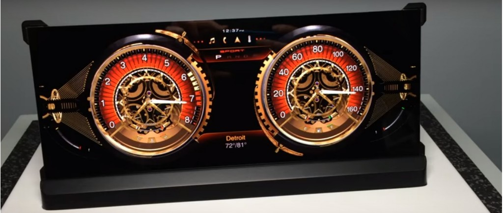 Steampunk to Star Wars: What will your next digital display look like? [video]