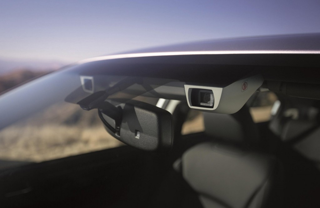 Subaru EyeSight safety system