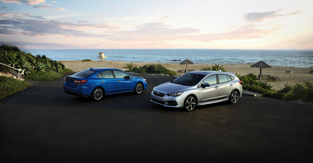 2020 Subaru Impreza is better equipped and still priced under $20,000