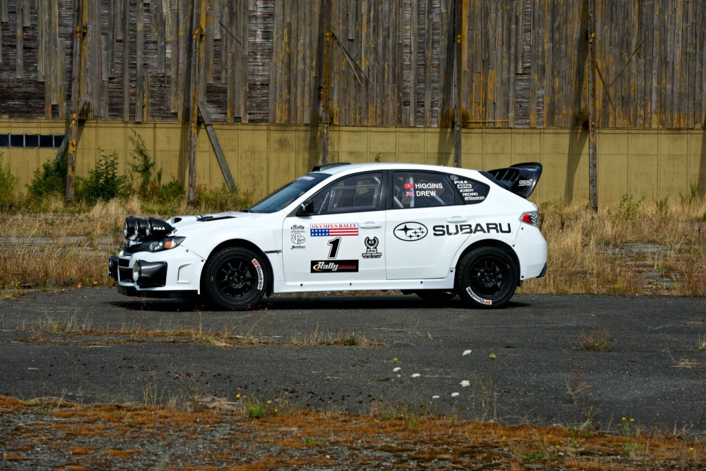 Subaru Diesel Usa >> Image: Subaru Rally Team USA WRX STI rally car in white livery. Images via SRT USA., size: 1024 ...