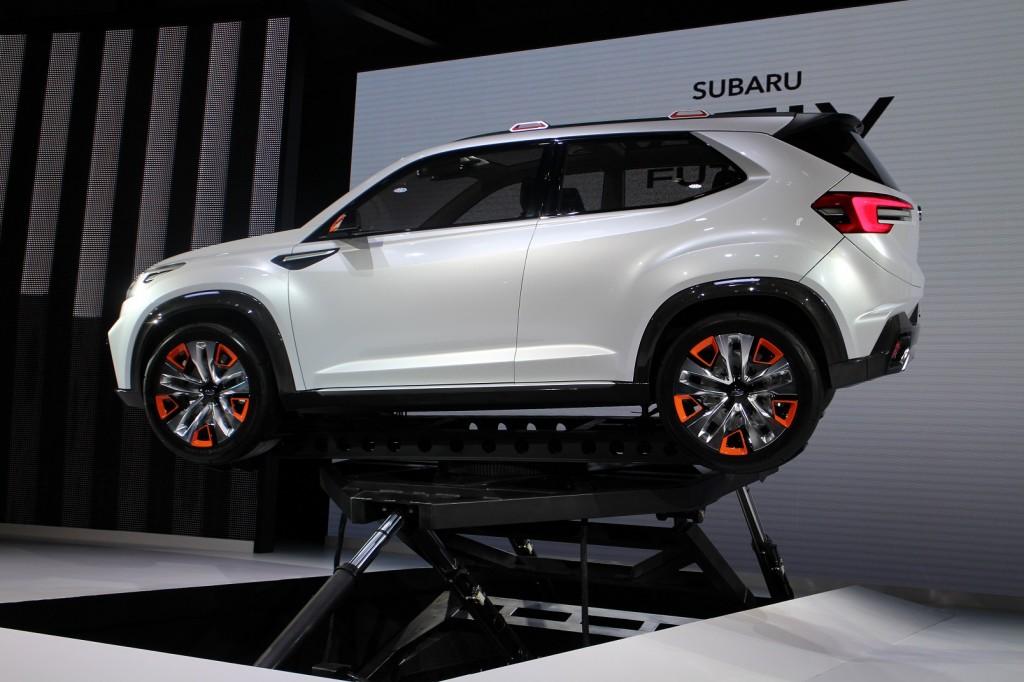 2018 Subaru Viziv Release Date Tutto Sulle Idee Per Le Immagini Di