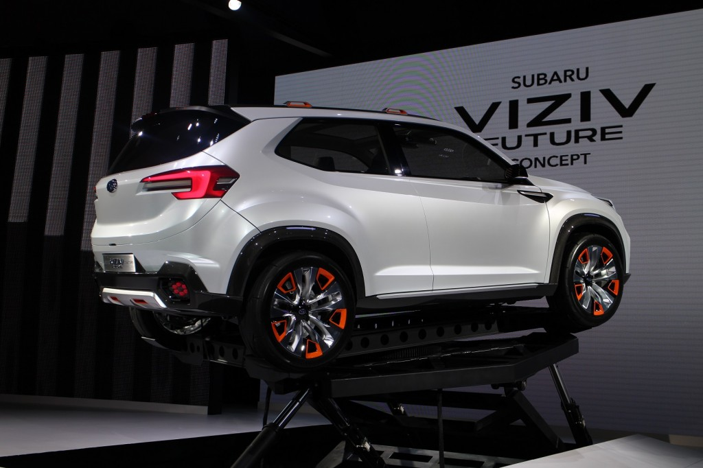 Image: Subaru Viziv Future Concept, 2015 Tokyo Motor Show ...