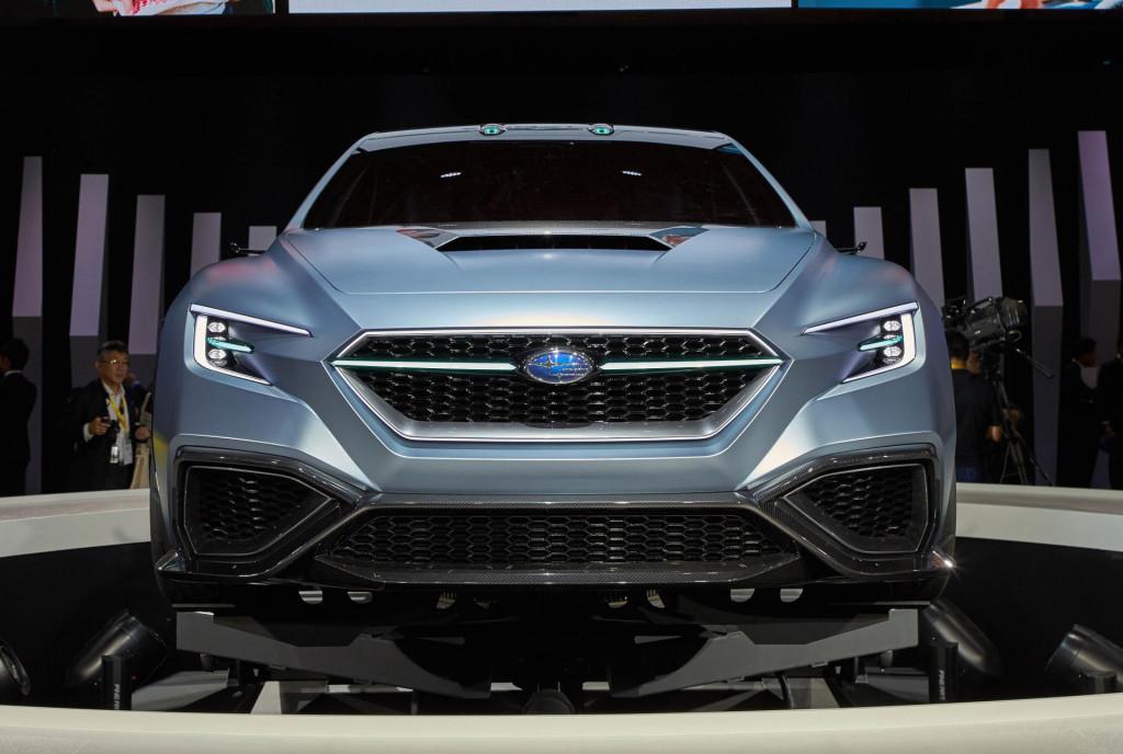 Subaru Viziv Performance concept, 2017 Tokyo Motor Show