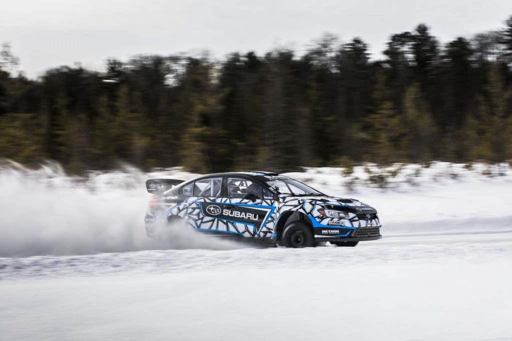 Riding in a rally race car is insane, dangerous, and not for the faint of heart