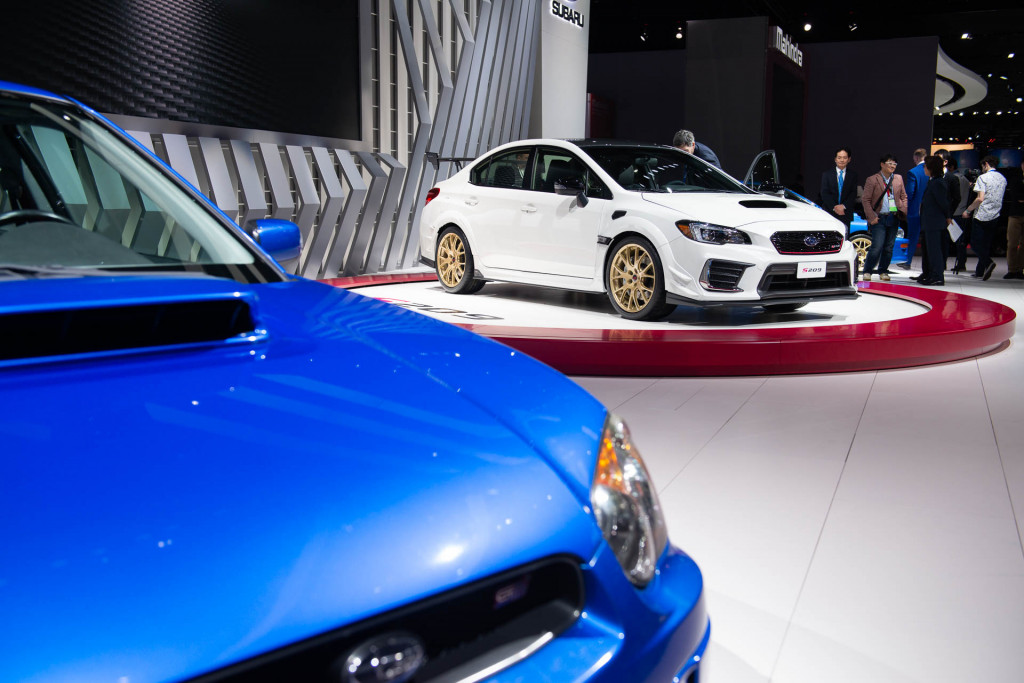 2019 Subaru WRX STI, 2020 Cadillac CT5, 2021 Land Rover Defender: This Week's Top Photos