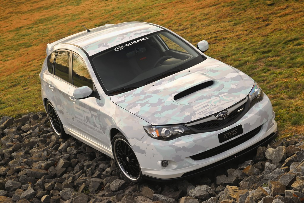 2009 Subaru Wrx Review Ratings Specs Prices And Photos The Car