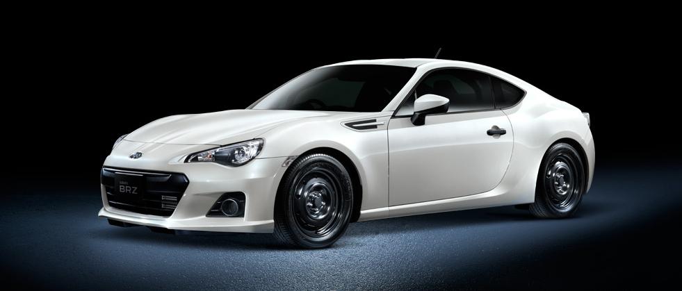 Subaru's Japan-only BRZ RA Racing