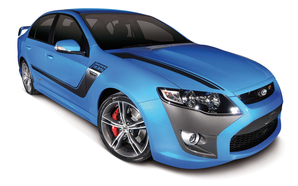 Ford To Relaunch Falcon XR8 In Australia While Winding Up ...
